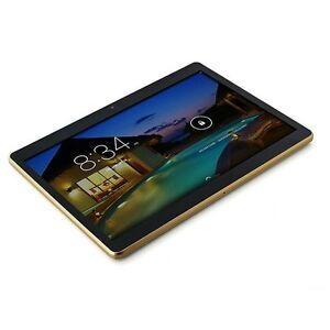 "10"" Inch Android Tablet PC - IPS Screen - 64GB - 4G Dual"