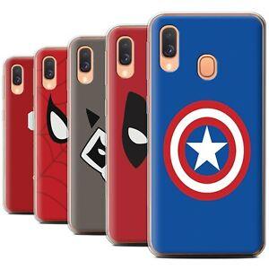 Gel-TPU-Case-for-Samsung-Galaxy-A40-2019-Super-Hero-Comic-Art
