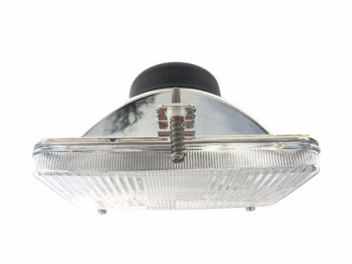 2x Scheinwerfer Traktorlampe 168x106x95 H4 E20 Massey Fergusson mit Glühbirnen