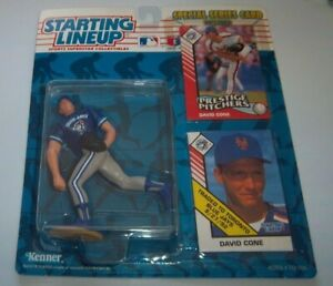 David Cone Toronto Blue Jays 1993 with Special Card Inc  Kenner Starting Line UP
