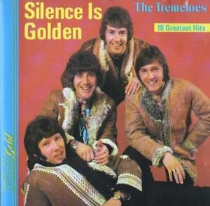 Tremeloes-Silence-is-golden-compilation-16-tracks-Pilz-Gold-CD