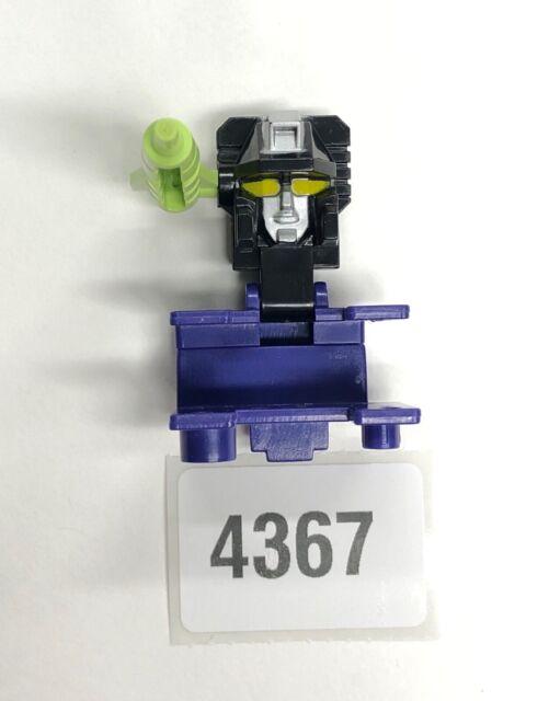 Devastator Hook Head Face Transformers Vintage Hasbro Action Figure