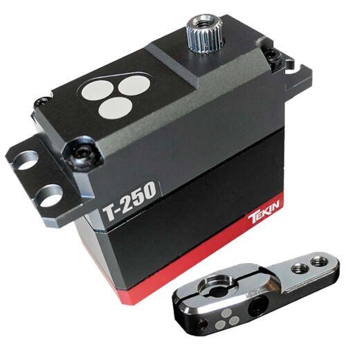 Tekin T-250 Digital Hi-Speed Programmable Servo High Voltage