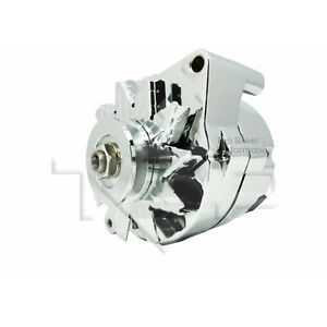 tsp 110 amp alternator 1 wire hook up for ford 1g bracket es1031c image is loading tsp 110 amp alternator 1 wire hook up