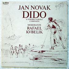 "12"" Vinyl Jan Novak DIDO E Versibvs Vergeli Composita - Moderante Rafael Kvbelik"