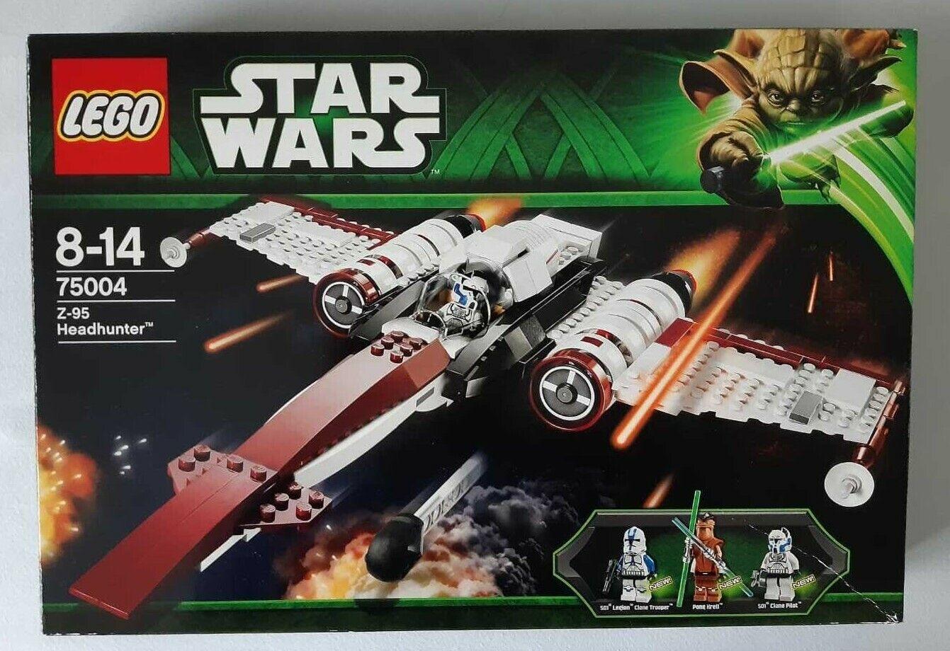 LEGO Star Wars 75004 - Z-95 Headhunter - 100% komplett mit OVP
