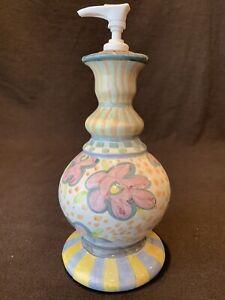 Myrtle Soap Dispenser Candlestick Vase