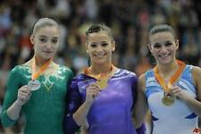 2010 Worlds: Women's Event Finals, Gymnastics DVD- Mustafina/Bross/Raisman/Kexin