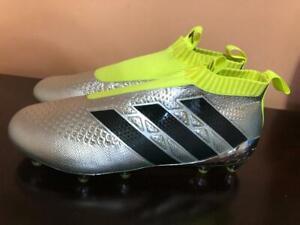 277d588ab3880 A imagem está carregando Adidas -Ace-16-purecontrol-Fg-Futebol-Botas-Acelerador-