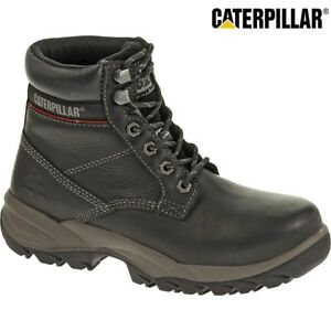 Image is loading CAT-Caterpillar-Dryverse-S3-Waterproof-Leather-Safety -Steel- b4492706d7