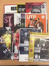 16/17 Bundle of 100 English/Scottish programmes