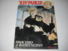 KEN PARKER Collana West colore N. 4 Rare !