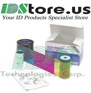 Datacard-Full-Color-Ribbon-YMCKT-534000-002-Replaces-552854-204-250-prints