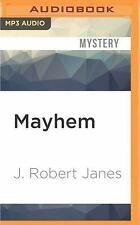 St-Cyr and Kohler: Mayhem 1 by J. Robert Janes (2016, MP3 CD, Unabridged)