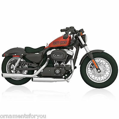 Hallmark 2015 2014 Sportster Forty Eight Harley Davidson Motorcycle