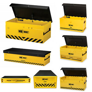 9eeb52e234 Van Vault Security Boxes (Various Sizes) Site Secure Store Chest ...