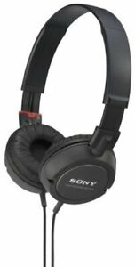 Sony-MDRZX110-BLK-Stereo-On-Ear-Headphones-Black