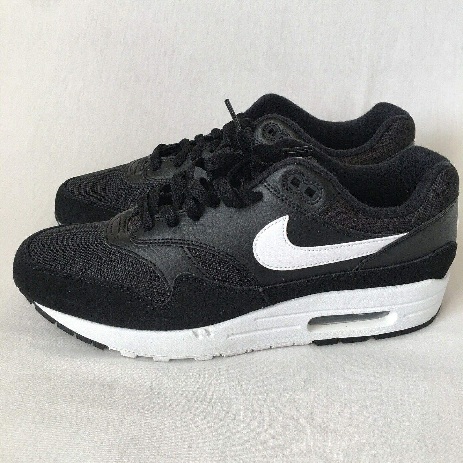 hogar Plata Pacer  Nike Air Max 1 Size 10 UK EU 45 Coral-mars Trainers Men's Ah8145-104  Sneaker for sale online | eBay