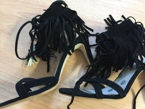 Boden Black Tabitha talons taille 39 UK 6 NEUF AR750
