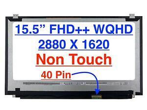 "Lenovo ThinkPad W550S 20E20010US 15.6/"" 3K LED LCD Screen only"