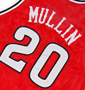 0d0c8836429 CHRIS MULLIN ST. JOHN'S UNIVERSITY JERSEY Red SEWN NEW ANY SIZE | eBay