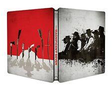 THE MAGNIFICENT SEVEN BLU RAY STEELBOOK EDITION (Denzel Washington)