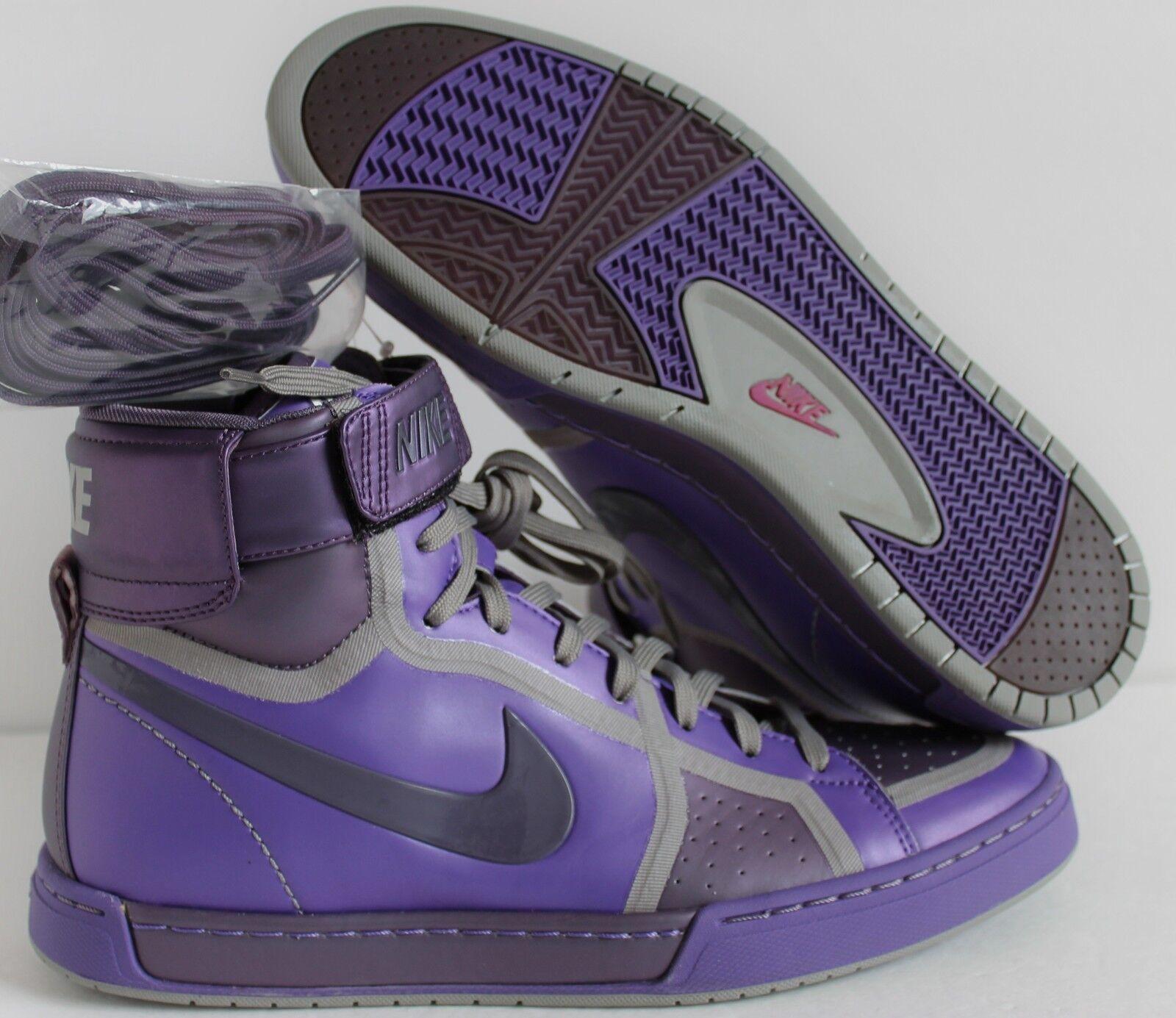 Nike Varsity Hombres AIR Flytop St Varsity Nike Púrpura [375384551] 06f579