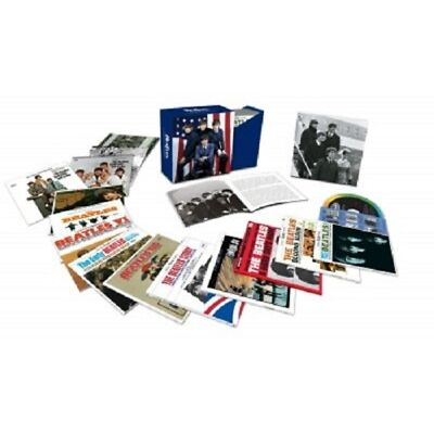 THE BEATLES - THE U.S. ALBUMS (13CD BOX-SET) (LIMITED EDITION) 13 CD NEW+