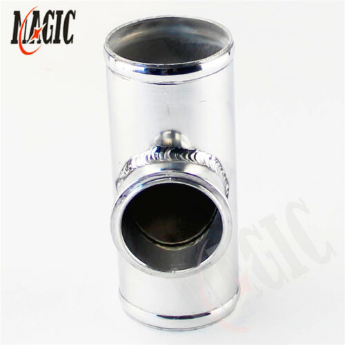 """2.5/"""" to 2.5/"""" T-Pipe Aluminum BOV Adapter Pipe for 35 PSI TYPE S//RS BOV SL"""