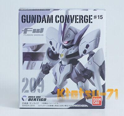FW GUNDAM CONVERGE #15 No.209 RMSN-008 BERTIGO Figure BANDAI Japan
