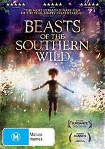 1 of 1 - BEASTS OF THE SOUTHERN WILD : NEW DVD