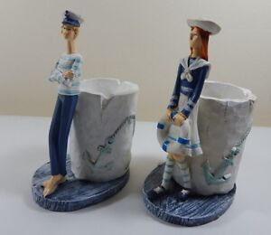 TOOTHBRUSH-HOLDER-PEN-HOLDER-SEASIDE-SAILOR-MALE-FEMALE-NAUTICAL-SEA-UK-SELLER