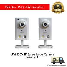 AVN80X Security IP Camera  x 2