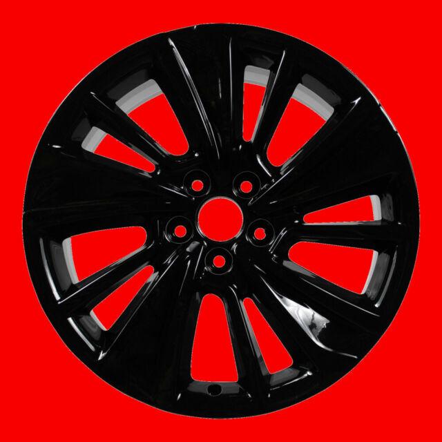 "OEM 2017-2018 Acura MDX 20"" Black Wheel Rim Factory Stock"