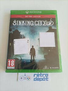 The Sinking City / XBOX ONE / Neuf / Sous Blister / PAL / FR