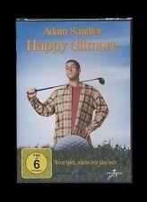DVD HAPPY GILMORE - Top Golf-Komödie mit ADAM SANDLER + CARL WEATHERS ** NEU **