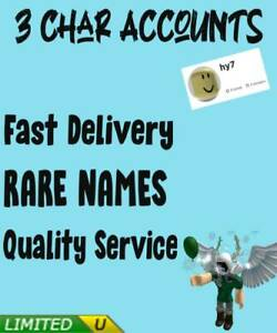 roblox og accounts for sale