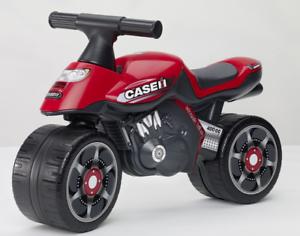 Falk-Paseo-en-juguetes-Case-IH-empuje-a-lo-largo-de-la-motocicleta-FA421