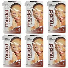 Mudd Original Máscara De Limpieza Profunda Fórmula de arcilla aplicación 10ml 1-Paquete de 6