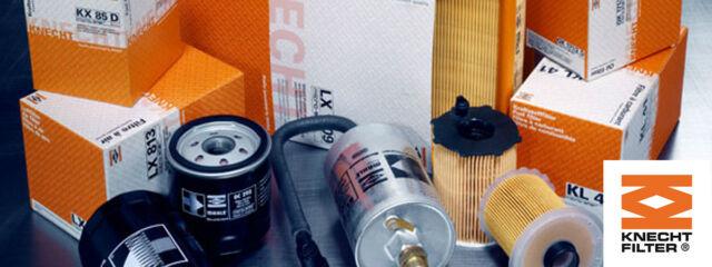 Inspektionskit Ölfilter Luftfilter Pollenfilter Audi  Q3 2.0 Tdi KNECHT