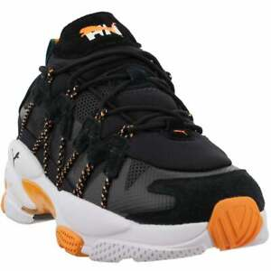 Puma-LQD-Cell-Omega-x-Helly-Hansen-Sneakers-Casual-Sneakers-Black-Mens-Size