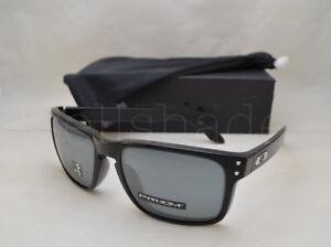 7a6c380da3 Oakley HOLBROOK (OO9102-E1 55) Polished Black with Prizm Black ...
