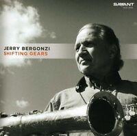 Jerry Bergonzi - Shifting Gears [new Cd] on Sale
