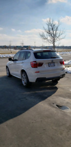 2011 Bmw X3  M-package