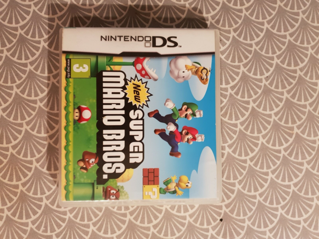 Nintendo DS, New SUPER MARIO BROS, Perfekt, New Super Mario…
