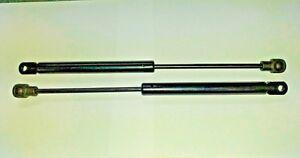2 Pistoni Pistoncini Molle a gas Lunotto Pos Compatibile Citroen C3 Pluriel 2003