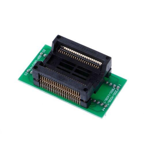 SOP44 DIP44//SOP44//petite esquisse circuit intégré 44//SA638-B006 IC Test Socket Programmeur Adaptateur