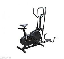 Lifeline Exercise Fitness Cardio Bike Cycle Orbitrek 4 In 1 Home Gym Fitness >>