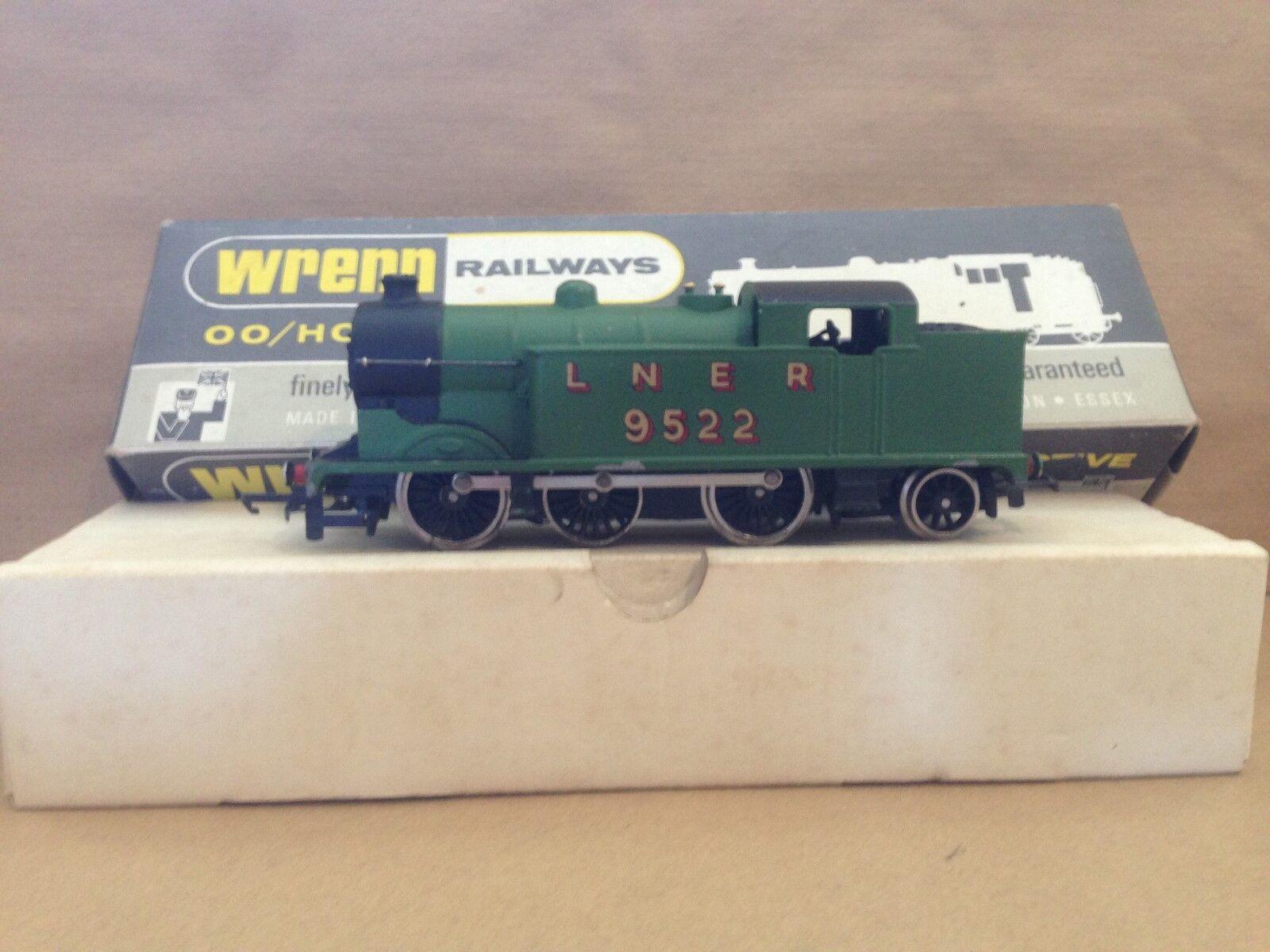 Wrenn W2217 0-6-2 LNER Tank locomotive, boxed