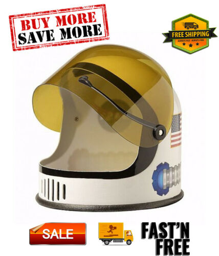 Youth Astronaut Helmet Halloween Costume Accessory Made of high-quality material